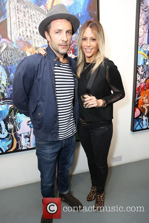 Dan Baldwin and Nicole Appleton 1