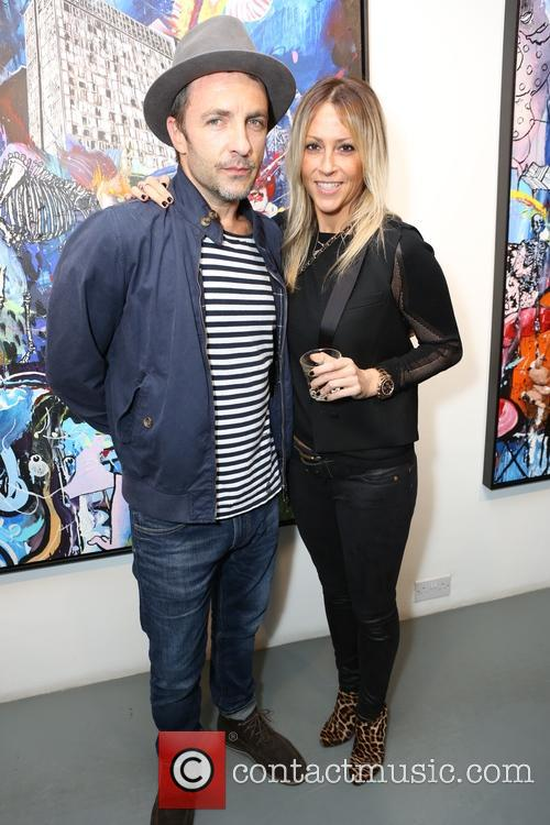 Dan Baldwin and Nicole Appleton 6