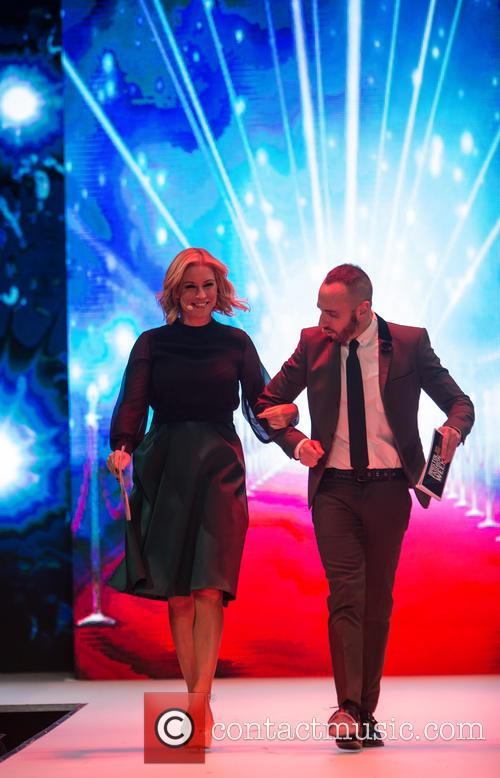 Denise Van Outen and Mark Heyes 2