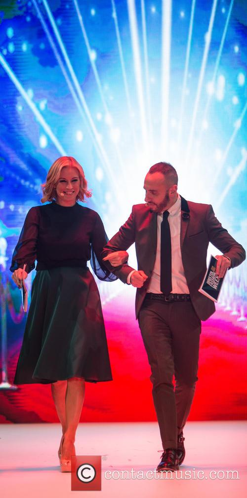 Denise Van Outen and Mark Heyes 3