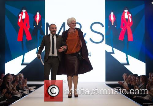 Denise Van Outen and Mark Heyes 1