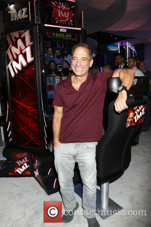 Las Vegas and Harvey Levin 11