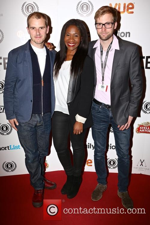 Luke Healy, Karen Bryson and Anthony Woodley 2