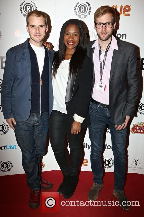 Luke Healy, Karen Bryson and Anthony Woodley 3