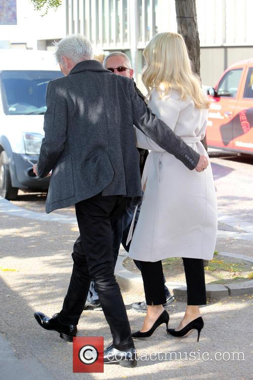 Holly Willoughby and Phillip Schofield 1