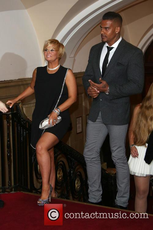 Kerry Katona and George Kay 2