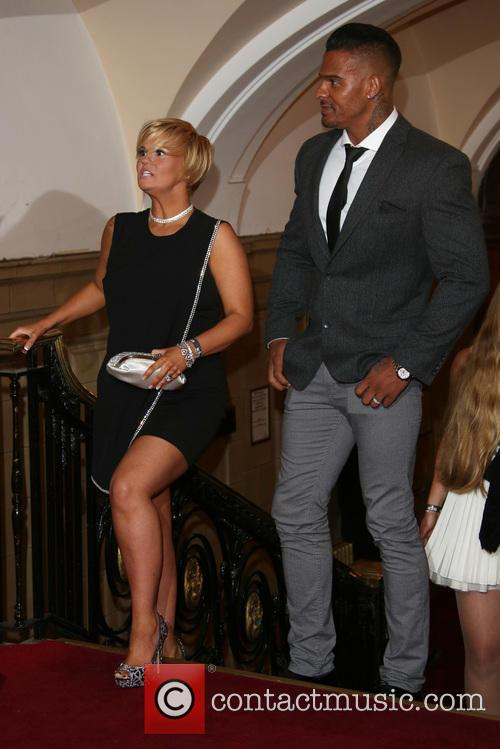 Kerry Katona and George Kay 3