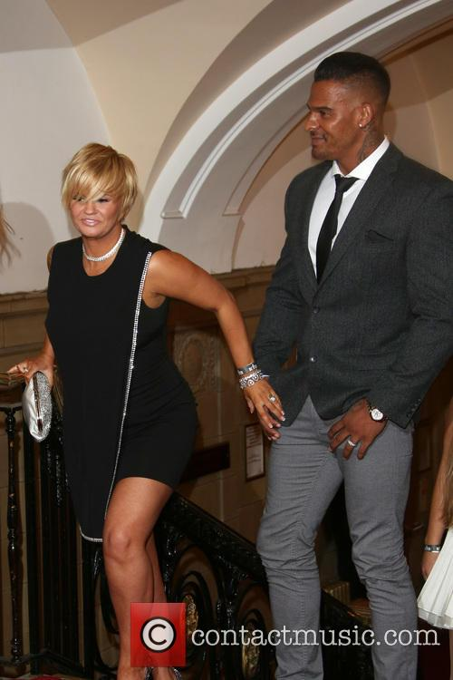 Kerry Katona and George Kay 5