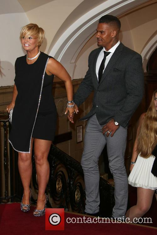 Kerry Katona and George Kay 6