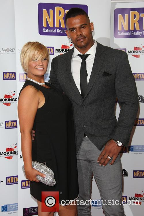 Kerry Katona and George Kay 10