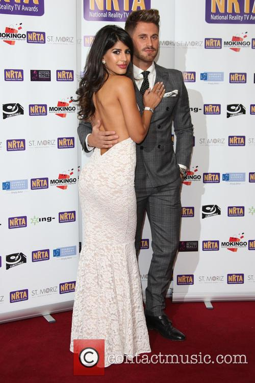 Jasmin Walia and Boyfriend Ross Worswick 2