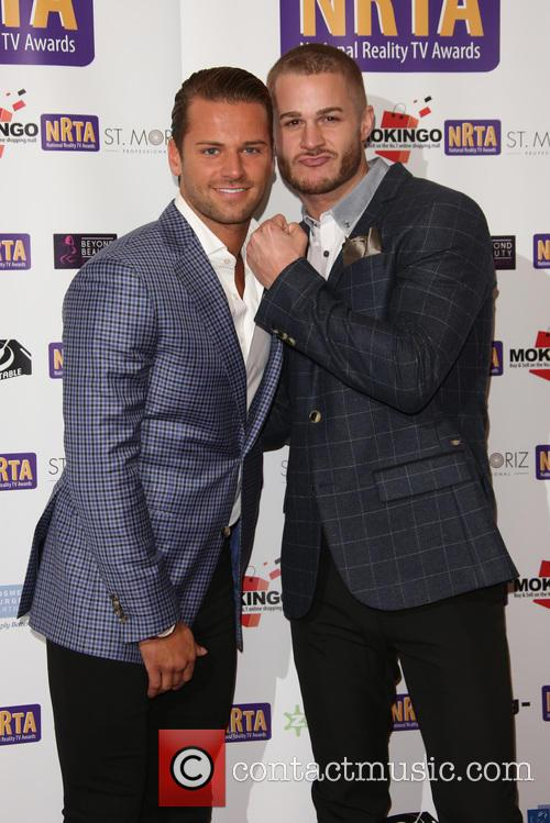 James Hill and Austin Armacost 3