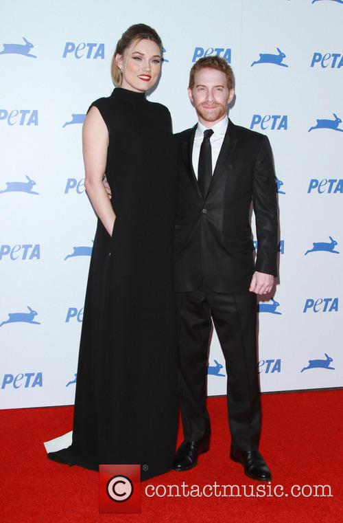 Seth Green and Clare Grant 2