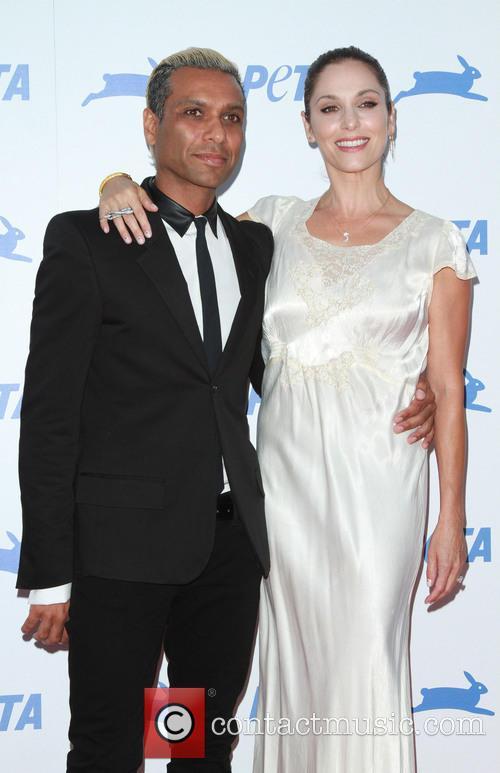 Tony Kanal and Erin Lokitz 1