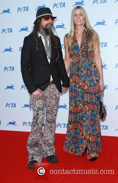 Rob Zombie and Sheri Moon Zombie 1