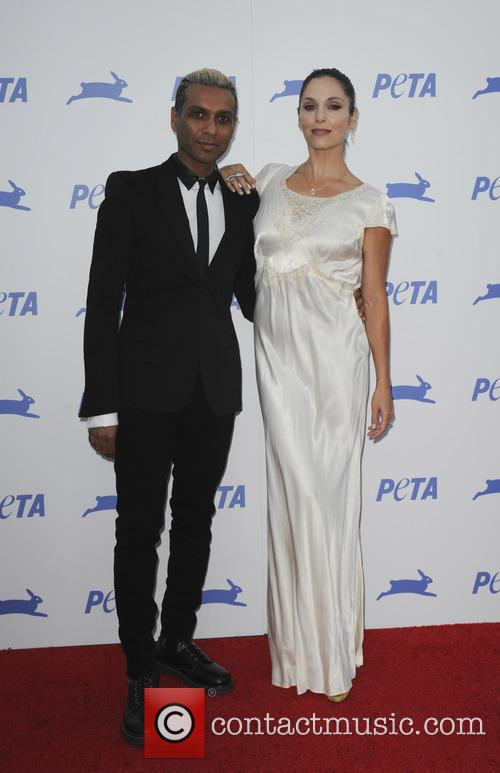 Tony Kanal and Erin Lokitz 1