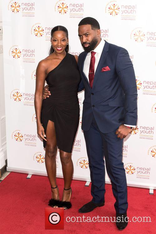 Jamelia and Darren Byfield 2