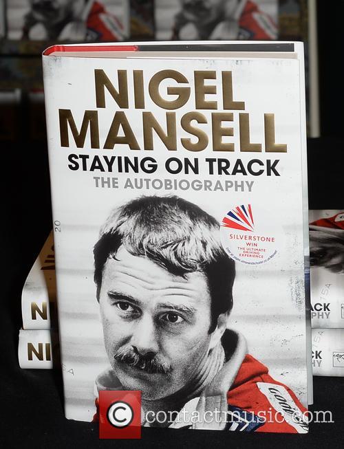 Nigel Mansell 2