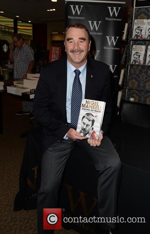 Nigel Mansell 7