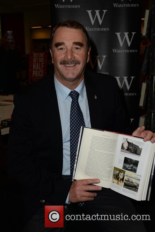Nigel Mansell 11