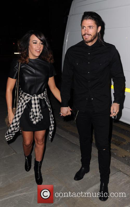 Stephanie Davis and Sam Reece 2
