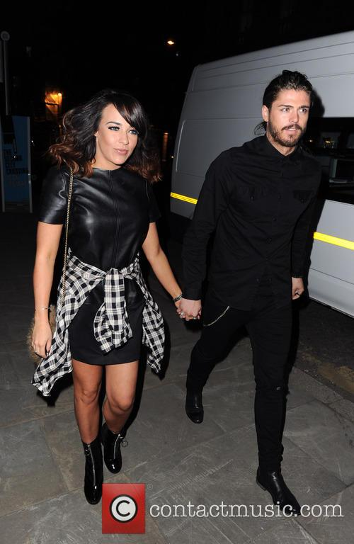 Stephanie Davis and Sam Reece 3