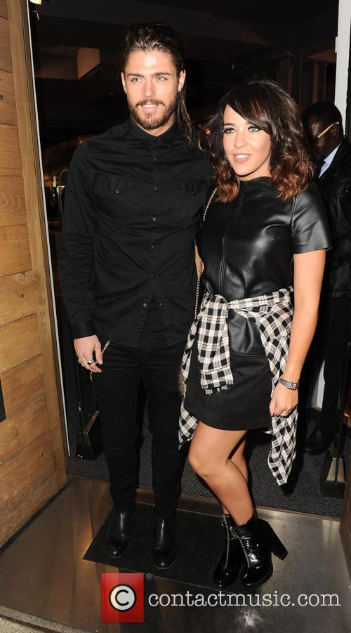 Stephanie Davis and Sam Reece 4