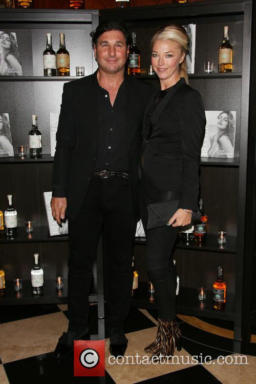 Giorgio Veroni and Tamara Beckwith 1