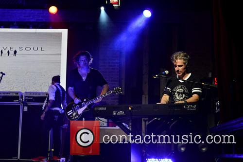 Dean Roland, Ed Roland and Collective Soul 2