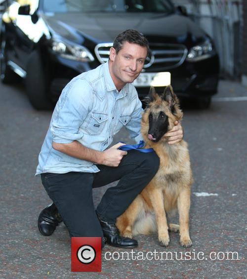 Dean Gaffney and Well Hard 2 5