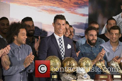 Cristiano Ronaldo 9