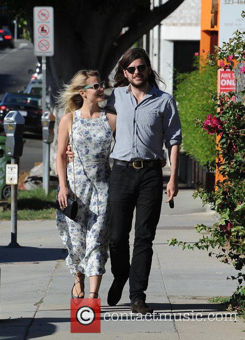 Dianna Agron and Winston Marshall 7