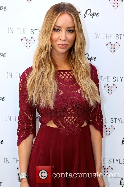 Lauren Pope 'In The Style' - Photocall