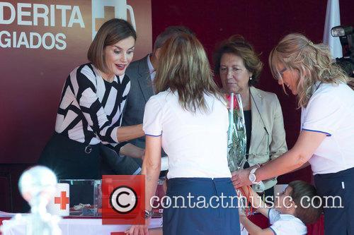 Queen Letizia Of Spain 9