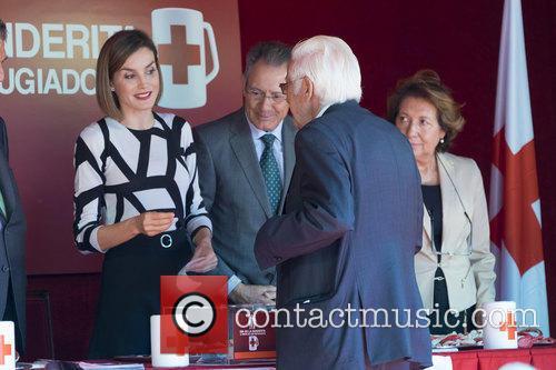 Queen Letizia Of Spain 1