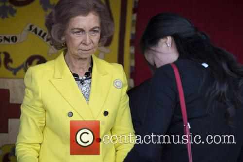 Queen Sofia Of Spain 5
