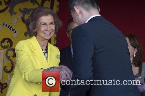Queen Sofia Of Spain 7