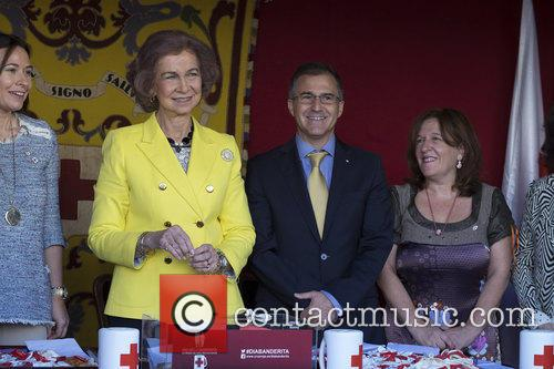 Queen Sofia Of Spain 8
