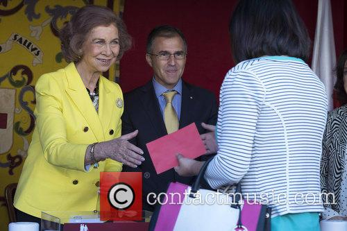 Queen Sofia Of Spain 9