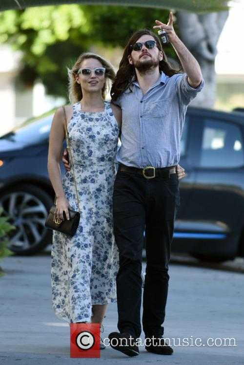 Dianna Agron and Winston Marshall 5
