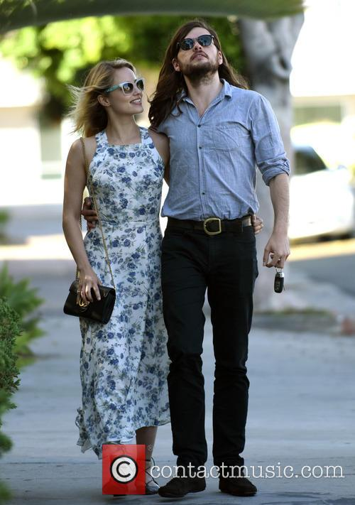 Dianna Agron and Winston Marshall 8