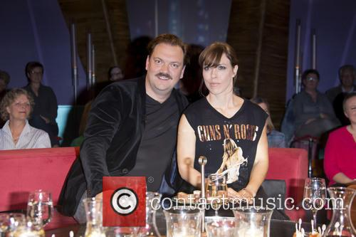 Charly Huebner and Anneke Kim Sarnau 2