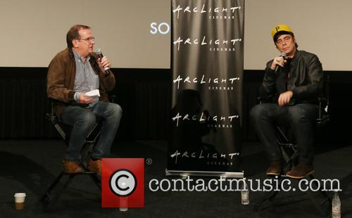 Benicio Del Toro and Guest 5