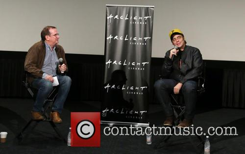 Benicio Del Toro and Guest 6