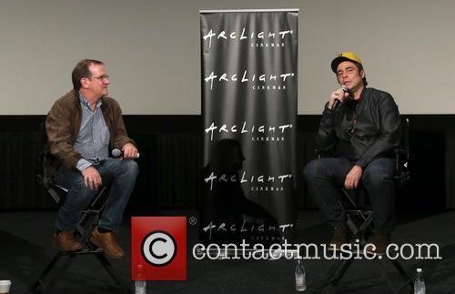 Benicio Del Toro and Guest 8