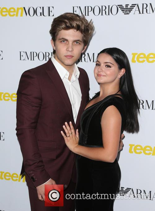 Laurent Claude Gaudette and Ariel Winter 6