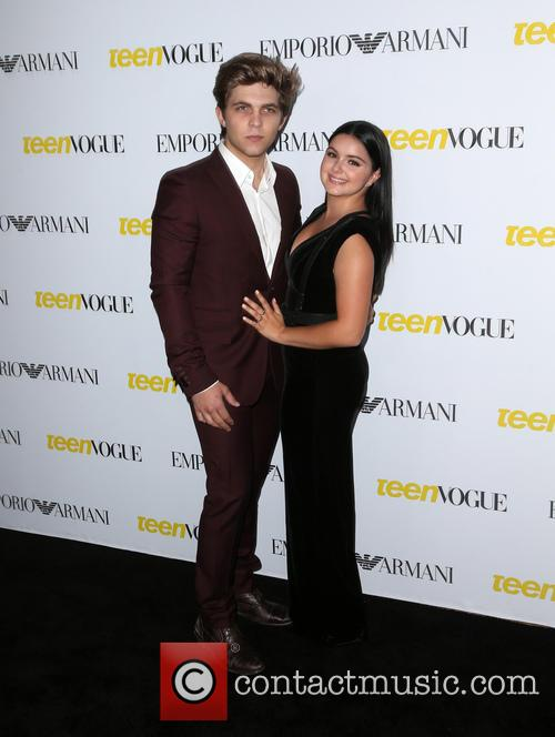 Laurent Claude Gaudette and Ariel Winter 10