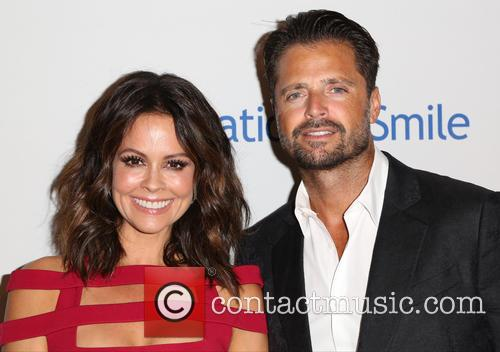 Brooke Burke-charvet and David Charvet 1