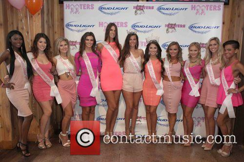 From L To R, Assiatou Barry, Katie Reynolds, Brittany Pierce, Emily Baric, Nicole Hill, Lydia Hipkiss, Meagan Pastorchick, Sable Robbert, Ashton Scott, Victoria Rachoza and Francheska Matre 1