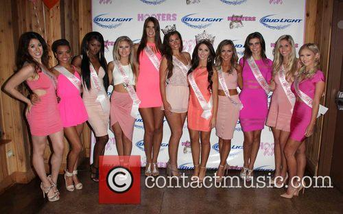 From L To R, Katie Reynolds, Francheska Matre, Assiatou Barry, Brittany Pierce, Nicole Hill, Lydia Hipkiss, Meagan Pastorchick, Sable Robbert, Emily Baric, Victoria Rachoza and Ashton Scott 2